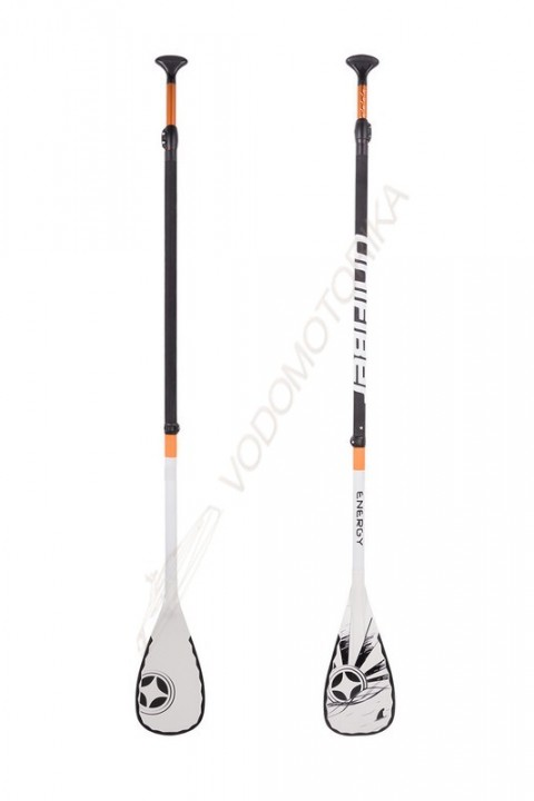 Весло для доски SUP UNIFIBER Aluminium Sup T6 Paddle 3 PC Energy 170-220