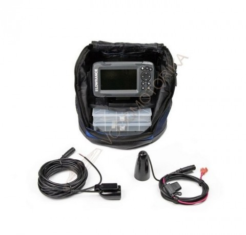 Эхолот Lowrance HOOK2-4X GPS ALL SEASON PACK (EU) (000-14184-001)