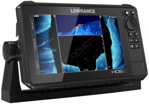 Картплоттер-эхолот Lowrance HDS-9 LIVE with Active Imaging 3-in-1 Transducer (000-14425-001)