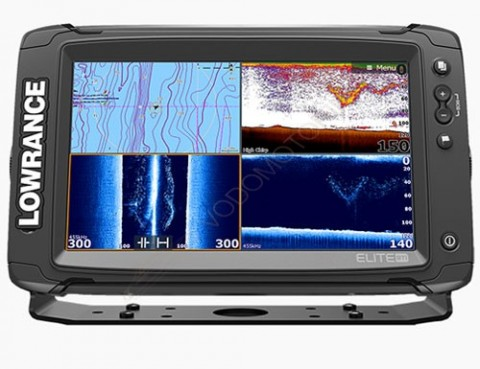 Картплоттер Lowrance Elite-9 Ti² with Active Imaging 3-in-1 ( арт. 000-14650-001 )